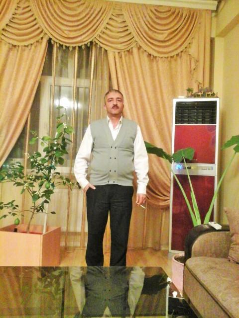 Nargin, Азербайджан, Баку, 45 лет