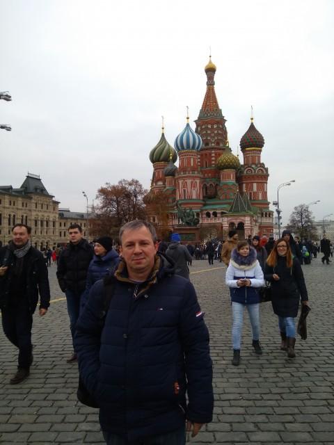 Дмитрий, Россия, Серпухов, 50 лет