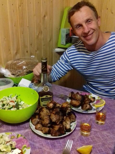 Юрий, Россия, Анапа, 50 лет