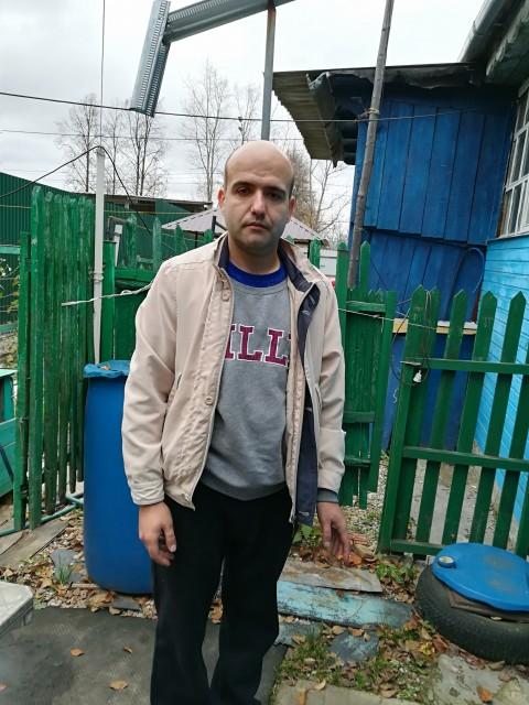 Сергей, Россия, Москва, 34 года. Хочу найти Хотелось найти девушку которая готова создать семью!