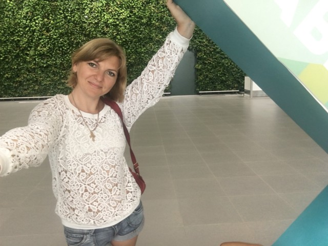 Кристина, Россия, Пушкино, 35 лет