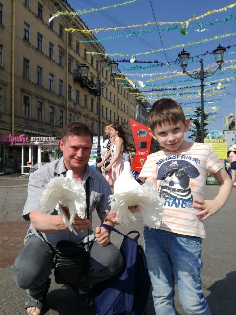Леонид, Россия, Санкт-Петербург, 49 лет, 3 ребенка. Хочу найти Свою половинку.