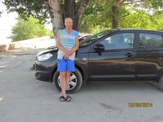 Евгений Олев, Россия, Волгоград, 57 лет. Хочу найти прекрасную половинку  45-51г