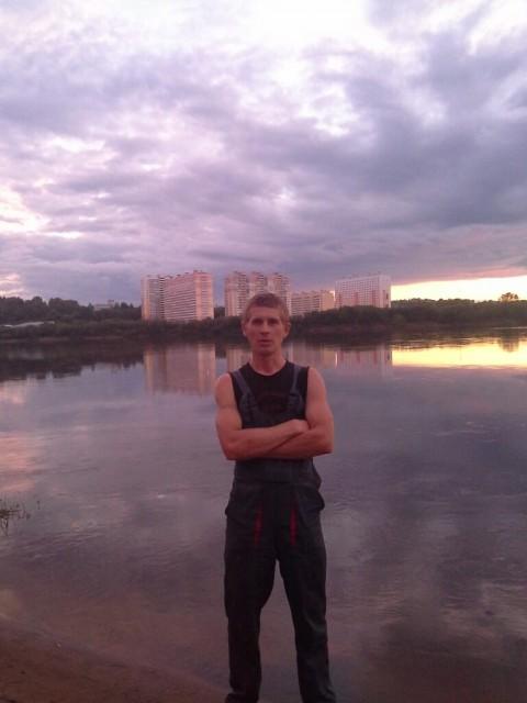 александр анохин, Россия, кировская облость бело холуницский район, 34 года. спокоен ревнив
