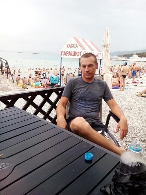саня, Россия, Выселки, 40 лет