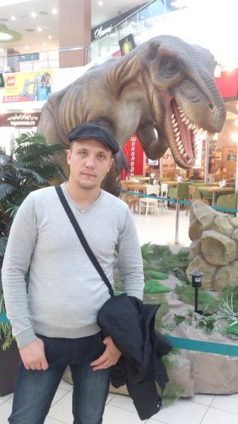 Евгений Чернышев, Россия, Великие Луки, 35 лет. сайт www.gdepapa.ru