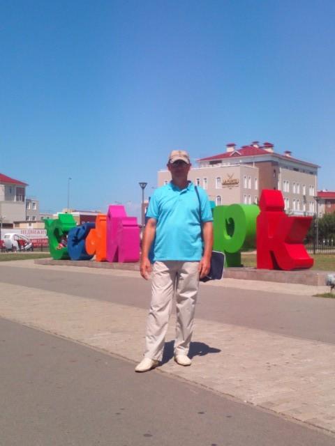 Николай Коваленко, Россия, Кропоткин, 51 год