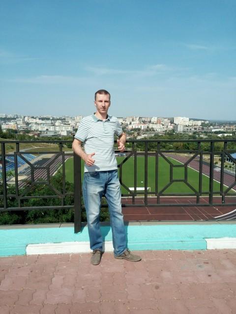 Руслан, Россия, Белгород, 35 лет