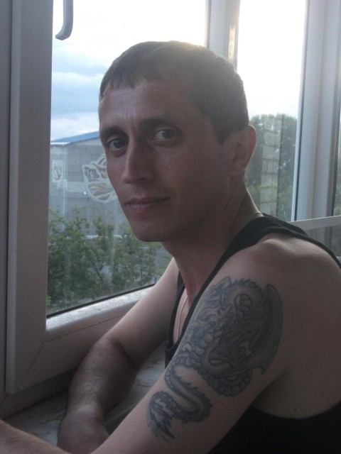 Александр, Россия, Москва, 42 года. Просто обычный человек, в разводе