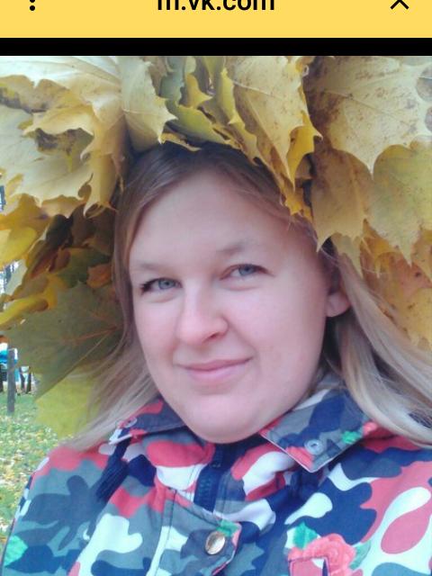 Светлана, Россия, Порхов, 31 год