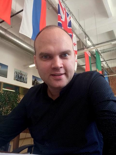 Андрей, Россия, Красногорск, 34 года