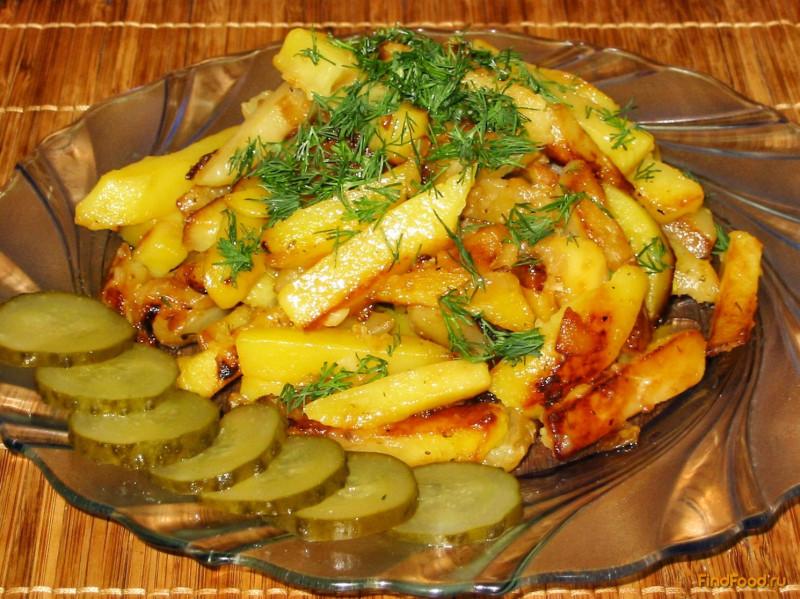 Поедим картошки с салом или афродизиак.