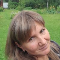 Надежда, Россия, Москва, 45 лет