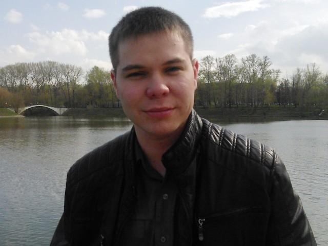 Алексей, Россия, Москва, 25 лет