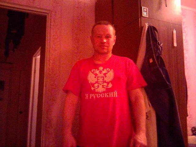 Саша, Россия, Мурманск, 41 год
