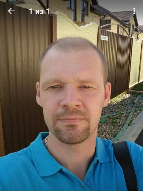 Роман, Россия, Домодедово, 35 лет