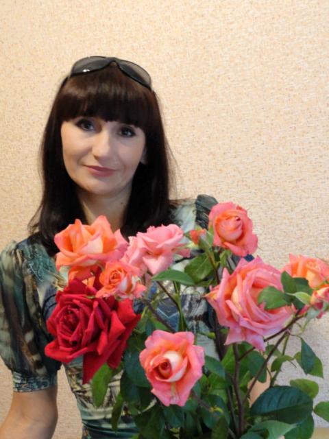 Наталья, Россия, Симферополь, 44 года