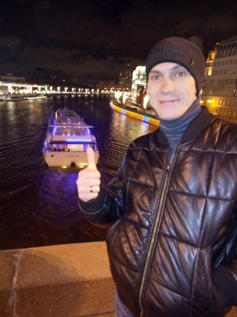 Максим, Россия, Москва, 30 лет