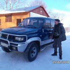 Андрей Шубаков, Россия, село Чермошное, 52 года