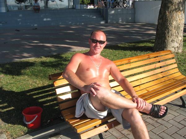 Алексей Сосин, Россия, Александров, 43 года