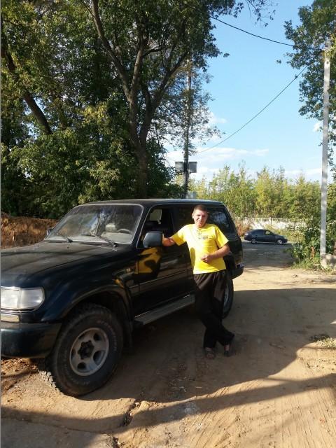 Дмитрий, Россия, Верея, 45 лет