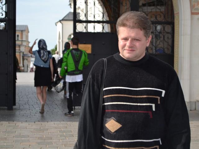 Александр Васенков, Россия, Людиново, 47 лет