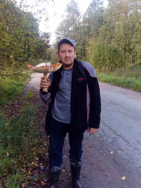 Дмитрий, Россия, Светогорск, 43 года