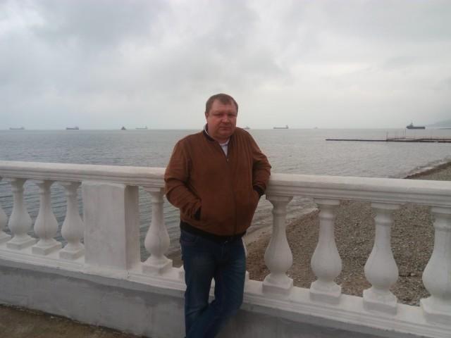 Владимир, Россия, Новороссийск, 46 лет