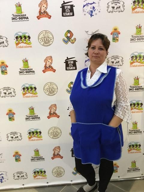 Ирина, Россия, Одинцово, 40 лет