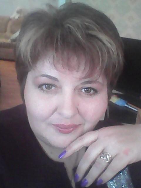 галина, Россия, Тихорецк, 43 года