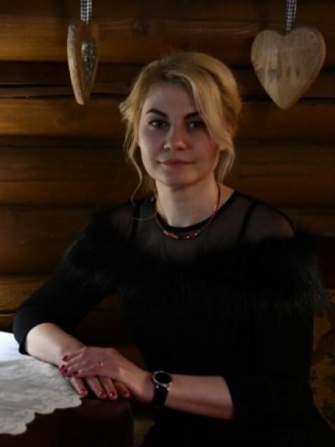 Марина, Россия, Москва, 37 лет