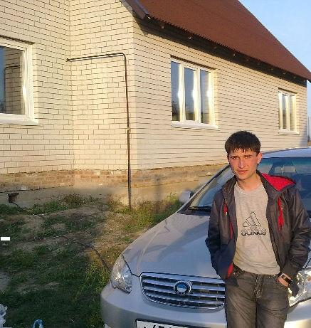 Евгений Горе, Россия, Санниково, 33 года