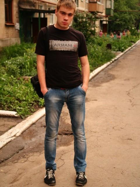 Евгений, Украина, Донецк, 29 лет