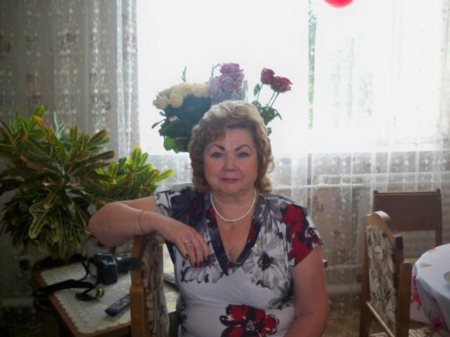 ольга, Россия, Владимир, 67 лет