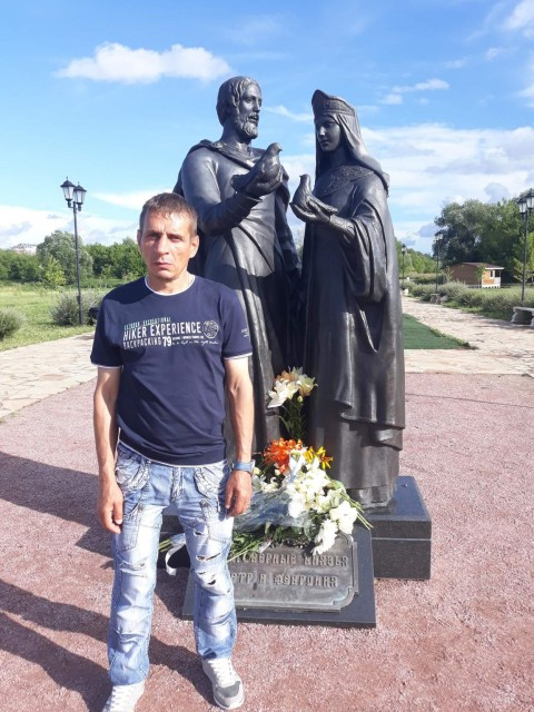 Владимир, Россия, Москва, 52 года