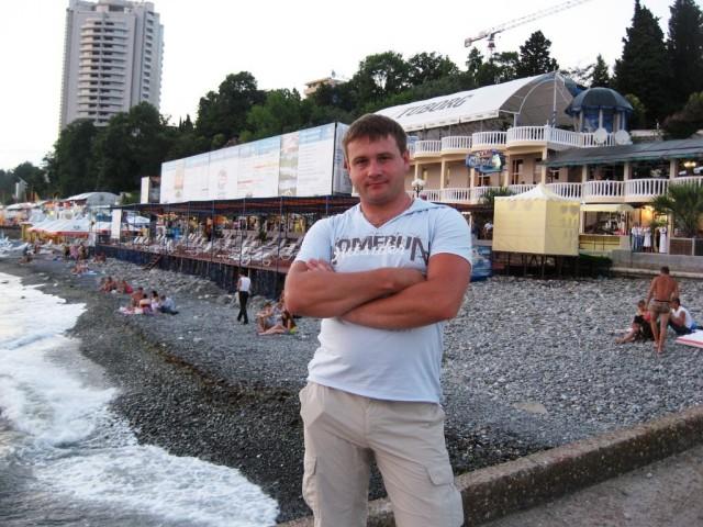 Denis, Россия, Воронеж, 44 года