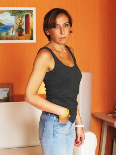 Ольга, Россия, Балашиха, 45 лет