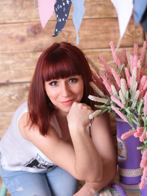 Ольга, Россия, Серпухов, 39 лет