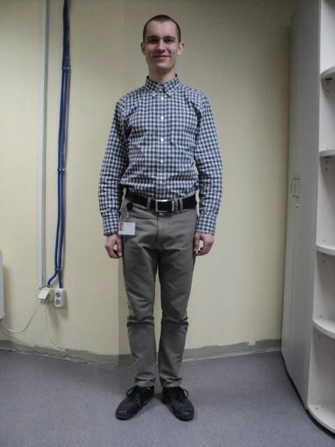 Дмитрий Давыдов, Россия, Москва, 37 лет