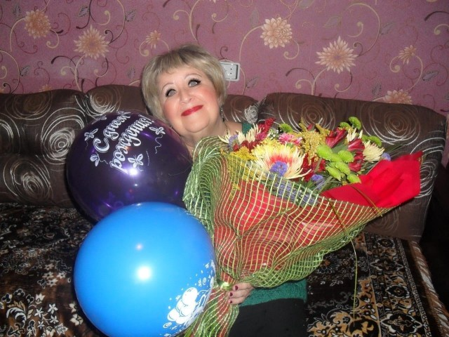 светлана, Россия, Курск, 56 лет