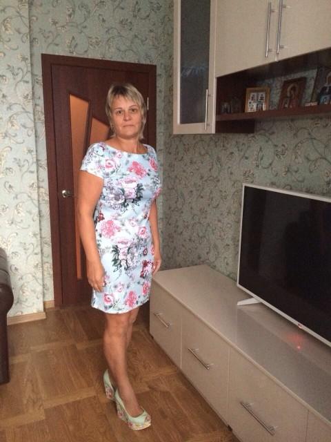 Наталья, Россия, Электросталь, 47 лет