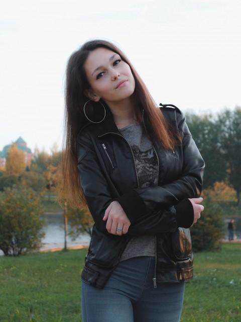 Ирина, Россия, Москва, 23 года