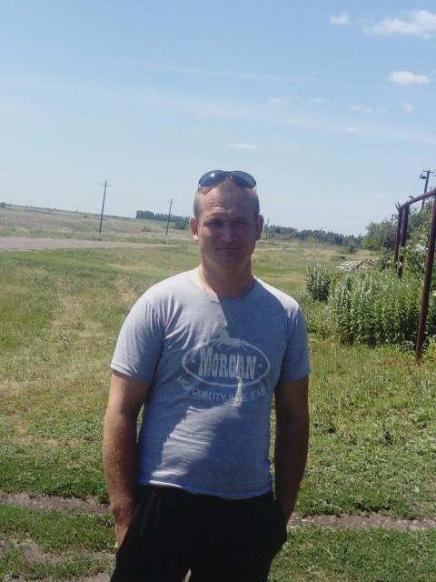 Иван, Россия, Бутурлиновка, 32 года