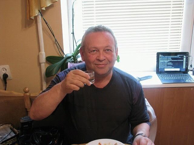 Алекс, Израиль, Нетания, 58 лет