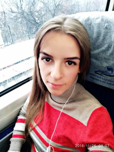 Валерия, Украина, Харьков, 23 года, 1 ребенок. Хочу найти Того, который будет понимать меня.