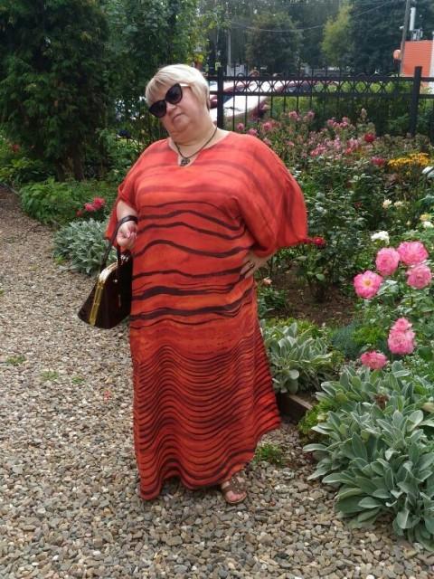 Маргарита Ермолаева, Россия, Электроугли, 49 лет