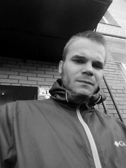 Макс, Россия, Ярославль, 25 лет