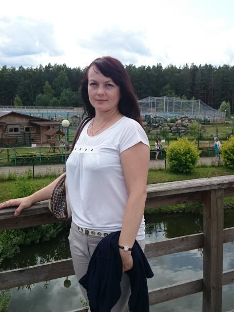 Эльвира, Россия, Рыбинск, 43 года
