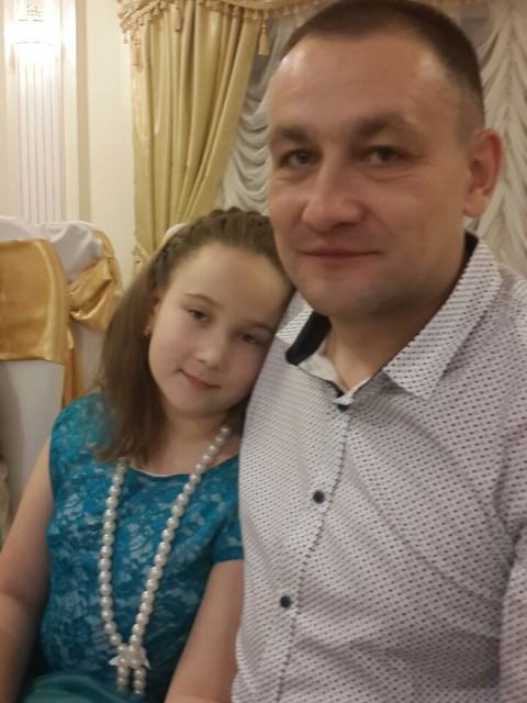 Владимир, Россия, Электрогорск, 39 лет