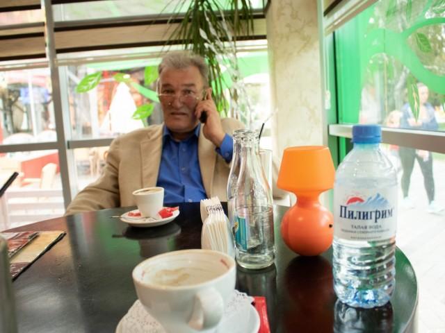 Петр, Россия, Анапа, 54 года